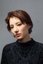 マニッシュなボブ|RICCA HAIR DESIGN リッカヘアデザインのヘアスタイル