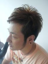 大人ソフモヒ☆|NEXT hair 前橋店のメンズヘアスタイル
