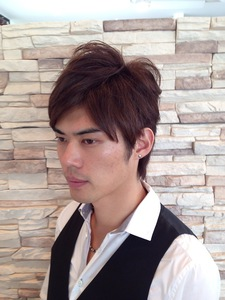 メンズショート|NEXT hair 前橋店のヘアスタイル