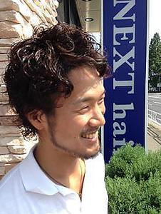 スパイラルパーマ|NEXT hair 前橋店のヘアスタイル