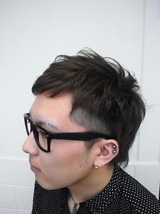 sofuモヒツーブロックバージョン|NEXT hair 前橋店のヘアスタイル