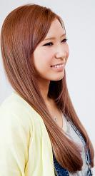 ツヤツヤストレート|NEXT hair 前橋店のヘアスタイル