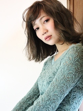 日本人に似合う外国人風カラー!!ウォームアッシュ|pizzicato patioのヘアスタイル