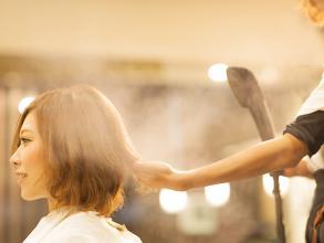 髪の健康に気配りしています