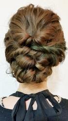 ツイストアレンジ|Palmsのヘアスタイル