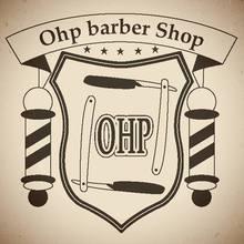 Ohp barber Shop   | オッピバーバーショップ  のロゴ