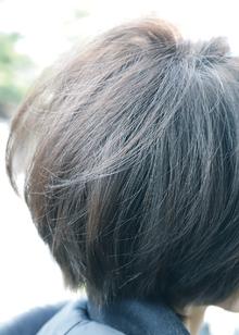ピカラ/グレージュ:ブルーミックス|flagのヘアスタイル