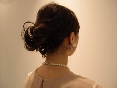 お呼ばれにぜひ!|NIDOL for hairのヘアスタイル