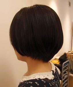 ハンドブローで決まる機能的BOB|NIDOL for hairのヘアスタイル