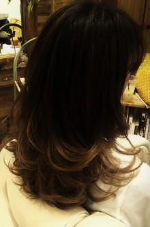 秋色ローアッシュ|NIDOL for hairのヘアスタイル