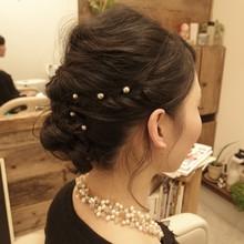 無造作感が可愛い。|NIDOL for hairのヘアスタイル