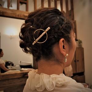 ショートBOBでもUPできます!|NIDOL for hairのヘアスタイル