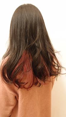 こっそり主張して!|NIDOL for hairのヘアスタイル