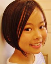 前下がりがクールカワイイ!!|NIDOL for hairのヘアスタイル
