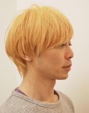 抜きっぱなしブリーチ|NIDOL for hairのヘアスタイル
