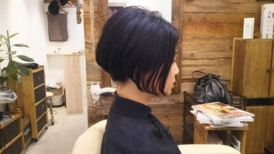 どういじっても形になる機能的スタイル!|NIDOL for hairのヘアスタイル