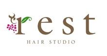 Hair Studio rest  | ヘアスタジオ レスト  のロゴ