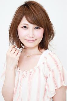 ふわくしゅパーマスタイル|De:sign for Hairのヘアスタイル