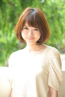 【CHAIR】大人カワイイ☆ゆるふわボブ|Chair hair spa nailのヘアスタイル