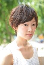 ふんわりショートボブ☆|Chair hair spa nailのヘアスタイル