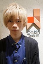 【Chair】フェミニンマッシュ|Chair hair spa nailのメンズヘアスタイル