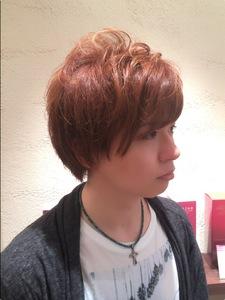 エアリーマッシュ|Chair hair spa nailのヘアスタイル