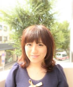 【Chair】ナチュかわ☆ミディアム|Chair hair spa nailのヘアスタイル