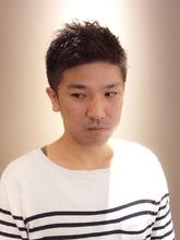 イケメン's ショートヘア|PIECEのヘアスタイル