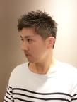 イケメン's ショートヘア