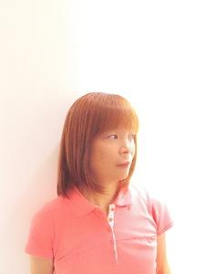 パステルオレンジ|PIECEのヘアスタイル
