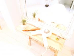 美容室併設のアイラッシュサロン