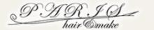 Hair&Make PARIS  | パリス  のロゴ