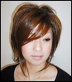 上品ミディアムスタイル|Hair&Make PARISのヘアスタイル