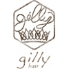 gilly  | ジリー  のロゴ