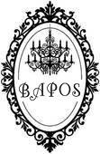 BAPOS Hair Salon 西荻窪 | バポス ヘアーサロン  ニシオギクボ のロゴ