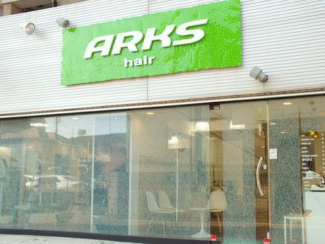 hair ARKS 上大岡店