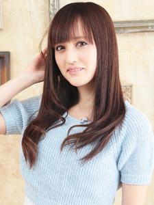 ★☆ストレートナチュラル柔らかスタイル☆★|hair ARKS 上大岡店のヘアスタイル