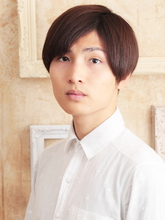 マッシュベースのミディアムショート!!|hair ARKS 上大岡店のメンズヘアスタイル