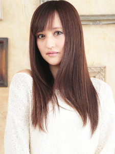 サラサラは男子の憧れ☆美ツヤロングスタイル|hair ARKS 上大岡店のヘアスタイル