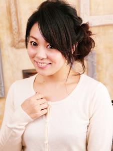 ルーズそうでばっちり決まる編み込みアップスタイル☆|hair ARKS 上大岡店のヘアスタイル