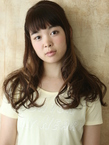 アジアンビューティー美髪美人ヘアー★ハーフアップ|hair ARKS 上大岡店のヘアスタイル