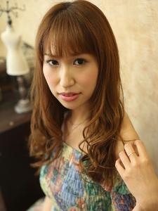 フェアリーミックス ふわふわとろける巻き髪カール!!|hair ARKS 上大岡店のヘアスタイル