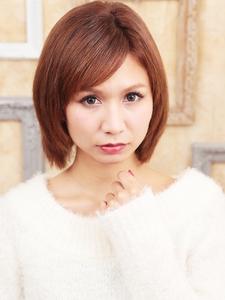 ツヤサラは男子の視線を集めますショート☆|hair ARKS 上大岡店のヘアスタイル
