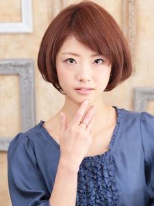 ☆★大人のクラシックふんわりボブ★☆|hair ARKS 上大岡店のヘアスタイル