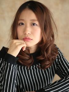 ラフ☆抜け感☆フェミニンロング|hair ARKS 上大岡店のヘアスタイル