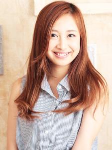 ★★大人気なノームコアなナチュラルロング★★|hair ARKS 上大岡店のヘアスタイル