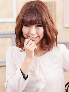 ☆愛されヘア☆ソフトウェーブボブ hair ARKS 上大岡店のヘアスタイル