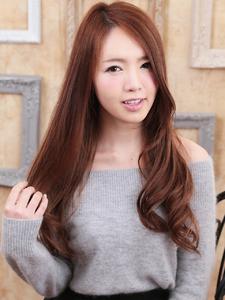 ★大人っぽいIラインゆるラフ★ロング hair ARKS 上大岡店のヘアスタイル