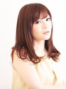 モテ髪の必須条件シースルーパーマスタイル☆ hair ARKS 上大岡店のヘアスタイル