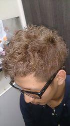 BABYスタイル|COVOのメンズヘアスタイル